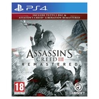 Ubisoft Assassin's Creed 3 + Assassin's Creed Lib Remastered - PS4