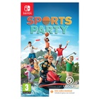 Ubisoft Sports Party Code in Box Nintendo Switch