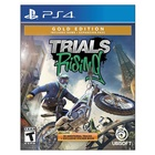 Ubisoft Trials Rising Gold Edition PS4