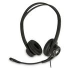 V7 Cuffie Stereo USB Essentials con microfono