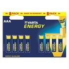 Varta BV-Energy 8 AAA Batteria monouso Mini Stilo AAA Alcalino