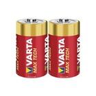 Varta MAX TECH 2x Alkaline D Batteria monouso Alcalino