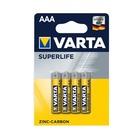 Varta Superlife AAA Batteria monouso Mini Stilo AAA