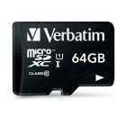 Verbatim 64GB Micro SDHC Classe 10