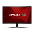 "ViewSonic VX Series VX2458-C-mhd 23.6"" Full HD LCD Curvo 144Hz Nero"