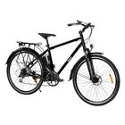 """Vivobike City Bike VC28 28"""" 23 kg Nero,Acciaio"""