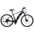 """Vivobike City Bike VC28H Ruote 28"""" 250W 7 Velocità Pieghevole Nero"""