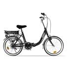 Vivobike Fold Bike VF20GR 250W Ammortizzato 25km/h Nera