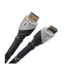 Vultech AA14303PRO HDMI 3 m HDMI A (Standard) 2 x HDMI A (Standard) Nero, Grigio