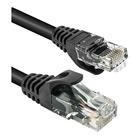 Vultech TAAU020-UTP-BK cavo di rete 2 m Cat6 U/UTP (UTP) Nero