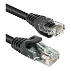 Vultech TAAU100-UTP-BK cavo di rete 10 m Cat6 U/UTP (UTP) Nero