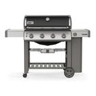 Weber Genesis II E-410 GBS Barbecue Carrello Gas 14070 W Nero, Acciaio inossidabile