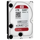"Western Digital Recertified Red 4TB 3.5"" Sata NASware 3.0"
