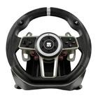 Xtreme Videogames Xtreme Suzuka Racing Wheel 900° Nero Sterzo + Pedali Analogico/Digitale