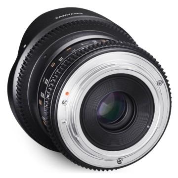 Samyang 12mm t/3.1 VDSLR Fish-eye Canon