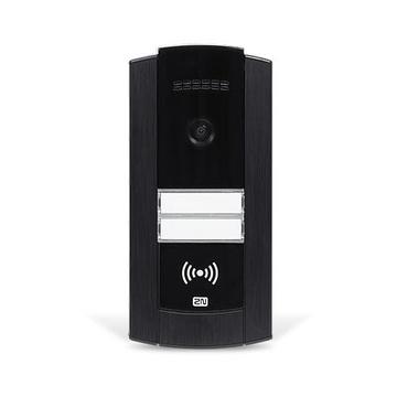 2N IP Base sistema per video-citofono Nero