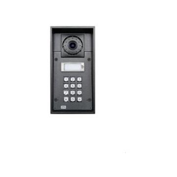 2N Telecommunications 9151101CKW sistema intercom audio Nero