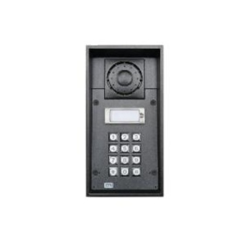 2N Telecommunications 9151101KW sistema intercom audio Nero