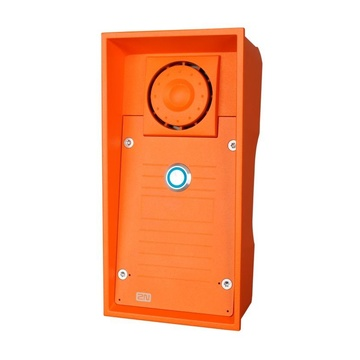 2N Telecommunications 9152101W sistema intercom audio Arancione