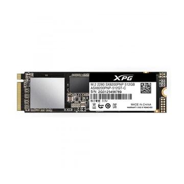 Adata 512GB XPG SX8200 Pro PCIe Gen3x4 M.2 2280