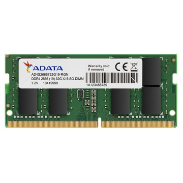 Adata AD4S2666716G19-SGN 16 GB DDR4 2666 MHz