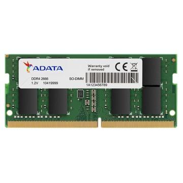 Adata AD4S266688G19-RGN 8 GB 1 x 8 GB DDR4 2666 MHz