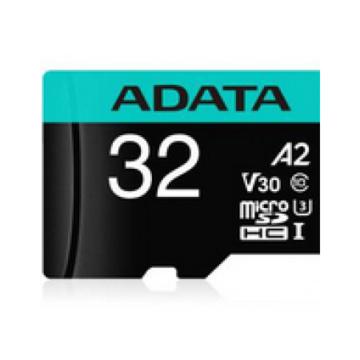 Adata Premier Pro 32GB microSDXC/SDHC UHS-I U3 Classe 10 V30