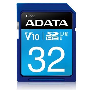 Adata 32GB Premier SDXC / SDHC UHS-I Classe 10 serie V10