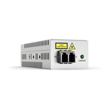 Allied Telesis AT-DMC100/LC-50 Convertitore Multimediale Grigio