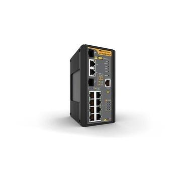 Allied Telesis IS230-10GP Gestito L2 Gigabit PoE Nero