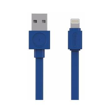 Allocacoc 10451BL/LGHTBC Cavo Lightning Blu
