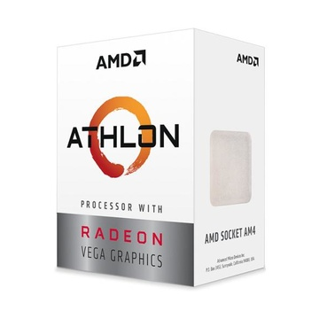 AMD AM Athlon 3000G 3,5 GHz Scatola 4 MB L3