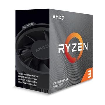 AMD AM4 Ryzen 3 3100 3.6 GHz 2MB L2