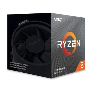AMD AM4 Ryzen 5 3600XT 3,8 GHz 6 Core 12 Threads