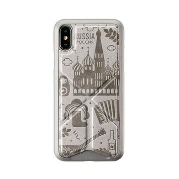Cover per iphone x e xs russia