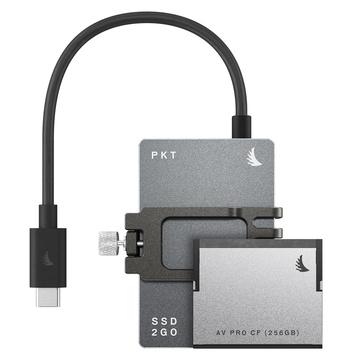 Angelbird 768GB Match Pack per Blackmagic Pocket Cinema Camera 4K Grigio