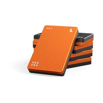 Angelbird SSD2GO PKT MK II 1TB Rosso
