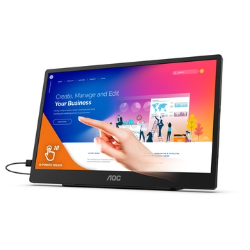 AOC 16T2 Touch 15.6