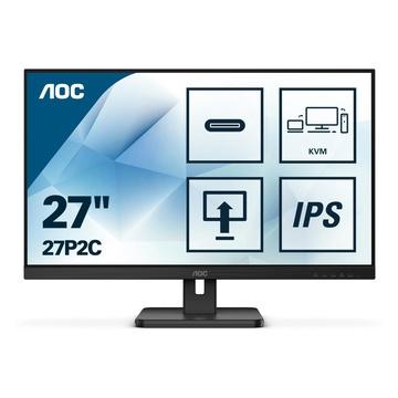 """AOC 27P2C LED 27"""" Full HD 75Hz Nero"""