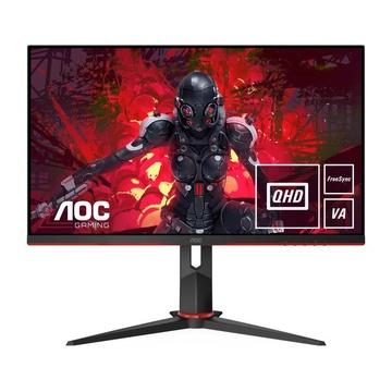 """AOC Gaming Q27G2U/BK 27"""" 2K Quad HD LED Nero"""