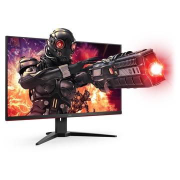 AOC Gaming U28G2AE/BK LED 28
