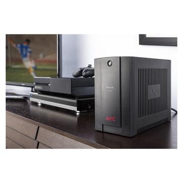 APC Back-UPS A linea interattiva 500 VA 300 W 3 presa(e) AC