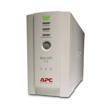 APC Back-UPS CS 325 w/o SW Gruppo di continuità UPS 325 VA 210 W
