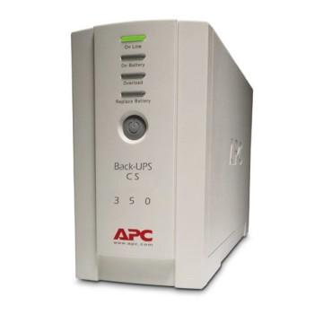 APC BACK-UPS CS 350VA USB/SRL 230V StandBy