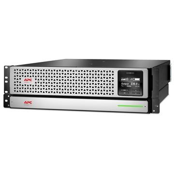 APC SMART-UPS SRT LI-ION 3000VA RM ACCS gruppo di continuità UPS 8 prese AC