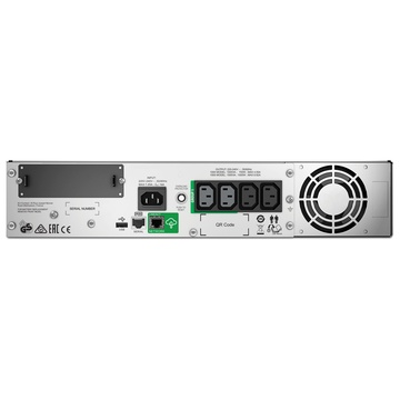 APC SMT1000RMI2UC gruppo di continuità (UPS) A linea interattiva 1000 VA 700 W 6 presa(e) AC