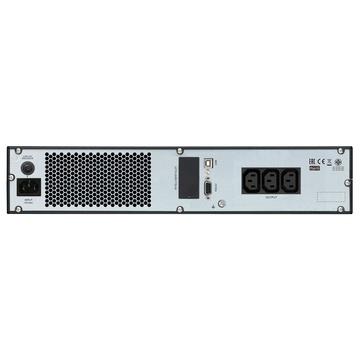APC SRV1KRIRK Doppia conversione (online) 1000 VA 800 W 3 presa(e) AC