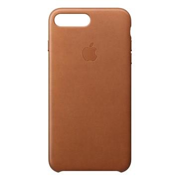 Custodia per iphone 7/8 plus sottile marrone