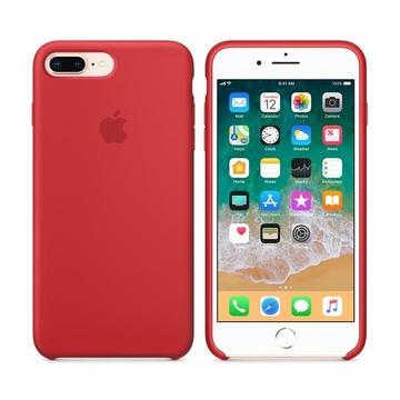 cover iphone 7plus rossa