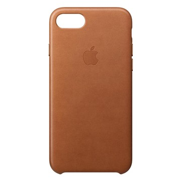 Custodia per iphone 7/8 sottile marrone
